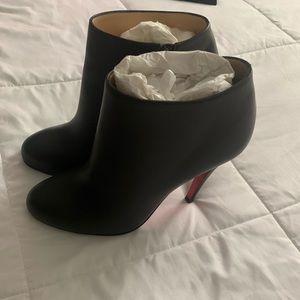 Christian Louboutin booties size 8.5